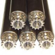 Rouleaux commandés charge lourde - Longueur (Minimale - Maximale) : 100 - 3400 mm