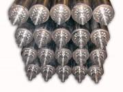 Rouleaux commandés spéciaux pour industrie - Spécialisation : Conception - Fabrication industrielle