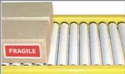 Rouleaux de convoyeur plastique - Rouleaux en PVC