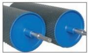 Rouleaux de convoyeur tambours - Vitesse 1,5 m/s
