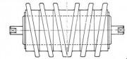 Rouleaux décrasseurs - Diamètre:  70 / 133
