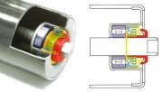 Rouleaux joint OYO PLUS - Cartouche d'étanchéité compacte