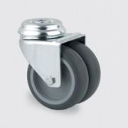 Roulette pivotante pour appareil - Roulette pour appareil 2970PJO050P30