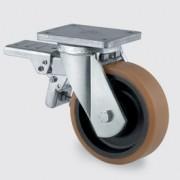 Roulette pivotante pour charge lourde - Roulette pour charge lourde 9652FTP160P63 NL50