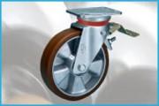 Roulette pour fortes charges - Roulette pour chariot