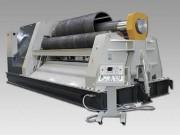 Rouleuse à tôle 2 à 4 rouleaux - Capacité : de 0.8 mm à 60 mm - Longueur : de 1050 mm à 6000 mm
