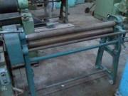 Rouleuses à tôle mécaniques FAVRIN - Type 1B