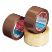 Ruban adhésif d'emballage qualité supérieure polypropylene havane, 60 microns, 50x66m 57168 - Tesa