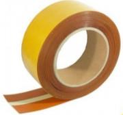 Ruban adhésif pour repérage des surfaces vitrées - Dimensions : L 10 m x 5 cm