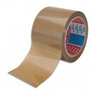 Ruban adhésif PVC havane 75mmx66M - Tesa