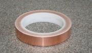 Ruban de cuivre adhésif - Longueur : 16.5 m