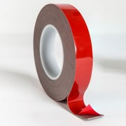 Ruban ultra adhésif - Dimension du rouleau : 25 mm x 10 m x 1.5 mm