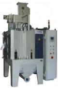 Sableuse automatique chargement manuel - Chargement manuel ou par robot