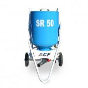 Sableuse en location - Capacité : 50/100 litres