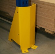 Sabots protection rack - Hauteur 400 mm