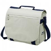 Sac à bandoulière en polyester personnalisable - En Polyester 300D - 466 gr - 4 coloris