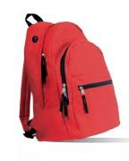 Sac à dos poches frontales zippées - Sac à dos en polyester personnalisable