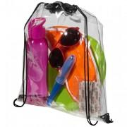 Sac à dos transparent - En PVC - 90 gr - 5 coloris