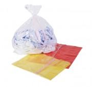 Sac à linge à ouverture soluble - Volume : 54 ou 70 L  - Conditionnement : Carton de 250 sacs
