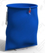 Sac à linge personnalisable - Dimensions intérieures utiles : 600X900 mm