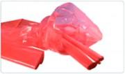 Sac à ouverture soluble - Sac à ouverture soluble - Carton de 250 sacs - Coloris: rouge / jaune - Volume: 70l