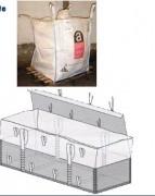 Sac big bag pour amiante - PLAKAMIANTE1 2 OU 3