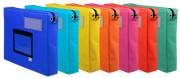 Sac de courrier - Dim: 450 x 350 x 50 mm  -  En plusieurs couleurs