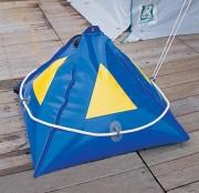 Sac de lestage pyramidal - Capacité (L) : 112