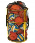 Sac de rangement pour ballons - Contenance : 12 ballons