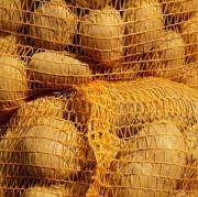 Sac filet pour pommes de terre - Modèles disponibles : Tricoté à tirette ou Tissé