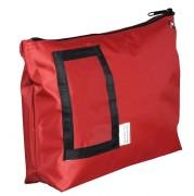 Sac transport courrier - Tailles (cm) : 30 x 18,5 x 5
