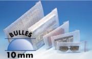 Sachet à bulles tricouche - Dimensions (cm) : de 10 x 16,5 à 35 x 50