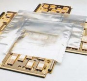Sachet antistatique métallisé - Epaisseur : 75 μm