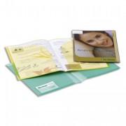 Sachet de 12 pochettes de présentation TCollection PP 20/100e A4/A3 coloris assortis - Tarifold