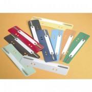 Sachet de 25 attaches perforée coloris assortis - Durable