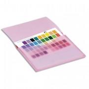 Sachet de 6 porte documents Tcollection en PP 7/10e 1 rabat A4 coloris assortis - TCOLLECTION TARIFOLD
