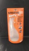Sachet soufflé rigide - Conformateur thermoformé dans une enveloppe rigide imprimé