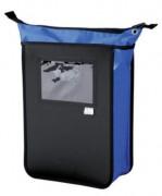 Sacoche courrier à pochettes - Largeur (mm) : 280 ou 360