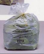 Sacs plastique transparent - Adpatée à la collecte du papier