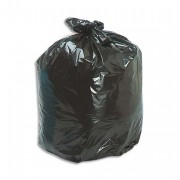 SACS POUBELLES Boîte de 500 sacs poubelle 30 litres noir 35 microns - Delaisy Kargo