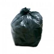 SACS POUBELLES Sac plastique en basse densité 130 L noir x100