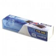 SAGEM Lot de 2 rubans transfert thermique pour fax ref TTR900 - SAGEM