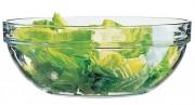 Saladier en verre - Saladier empilable