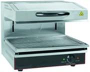 Salamandre cuisine à hauteur réglable - Dimension totale (mm) : 600 x 520 x 525