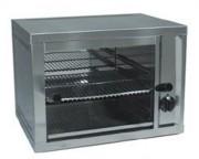 Salamandre électrique pour glaçages - Dimensions (l x p x h) : 750 x 400 x 390 mm