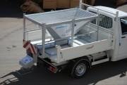 Saleuse électrique 12 Volts - 12 Volts - Capacité de 400 à 1000 litres