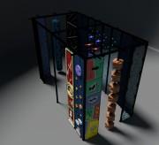 Salle d'escalade - Mur d'escalade innovant - Challenges de 6m, 7m20 ou 8m40 de hauteur