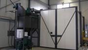 Salle de sablage - Container 20 ou 40 pieds