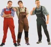 Salopette de travail - Tailles disponibles : De 38 à 60