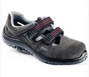 Sandales de sécurité sans lacets - Norme S1P SRC - Anthracite